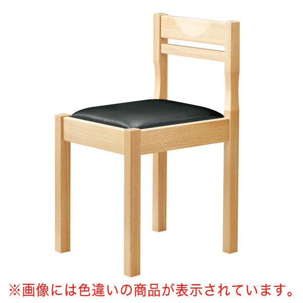 関羽N椅子 赤レザー | 張地:クレンズII 6327 シンコール 【 メーカー直送/後払い決済不可 】