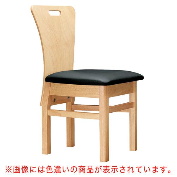 昼顔N椅子 赤レザー | 張地:オールマイティー 6467 シンコール 【メーカー直送品&代金引換決済不可商品】