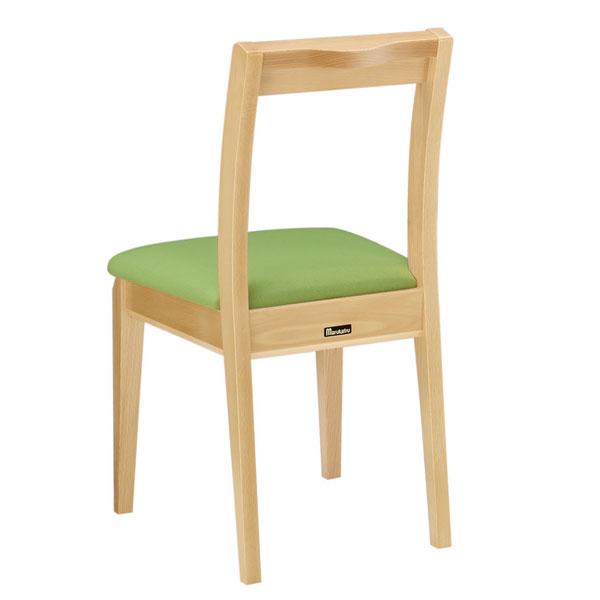 シエナN椅子 | 張地:Cランク平織り カラーズ 5283 シンコール 【 メーカー直送/後払い決済不可 】