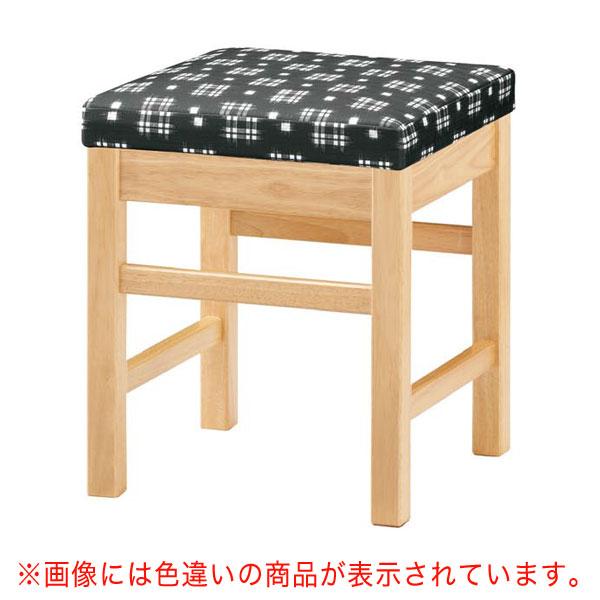 天竜N椅子 黒レザー   張地:クレンズII 6291 シンコール 【メーカー直送品&代金引換決済不可商品】
