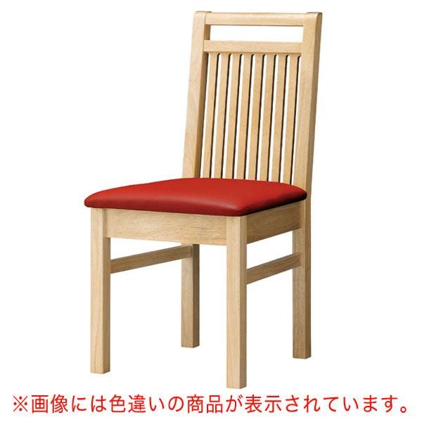 佐渡N椅子 茶レザー | 張地:オールマイティー 6439 シンコール 【メーカー直送品&代金引換決済不可商品】