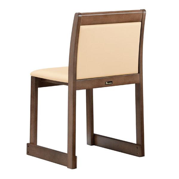 左近D椅子   張地:Aランクレザー UP2515 サンゲツ 【メーカー直送品&代金引換決済不可商品】