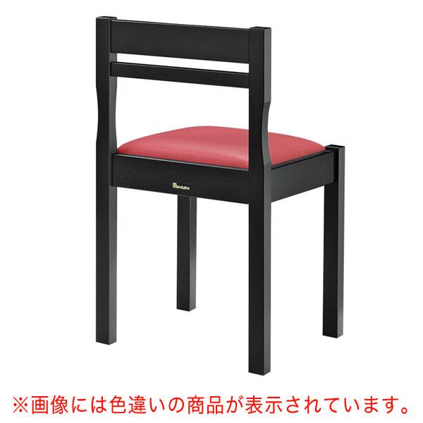 関羽B椅子 茶レザー | 張地:クレンズII 6297 シンコール 【 メーカー直送/後払い決済不可 】