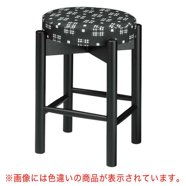 三笠B椅子 黒レザー | 張地:ニュートップ 6390 シンコール 【 メーカー直送/後払い決済不可 】