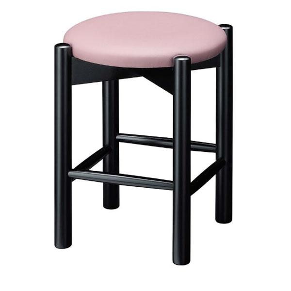 若草B椅子 ピンクレザー | 張地:オールマイティー 6478 シンコール 【 メーカー直送/後払い決済不可 】