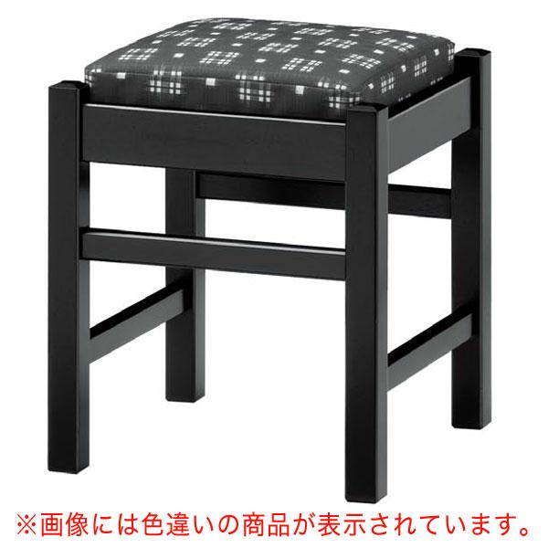 弥山B椅子 黒レザー | 張地:オールマイティー 6416 シンコール 【メーカー直送品&代金引換決済不可商品】