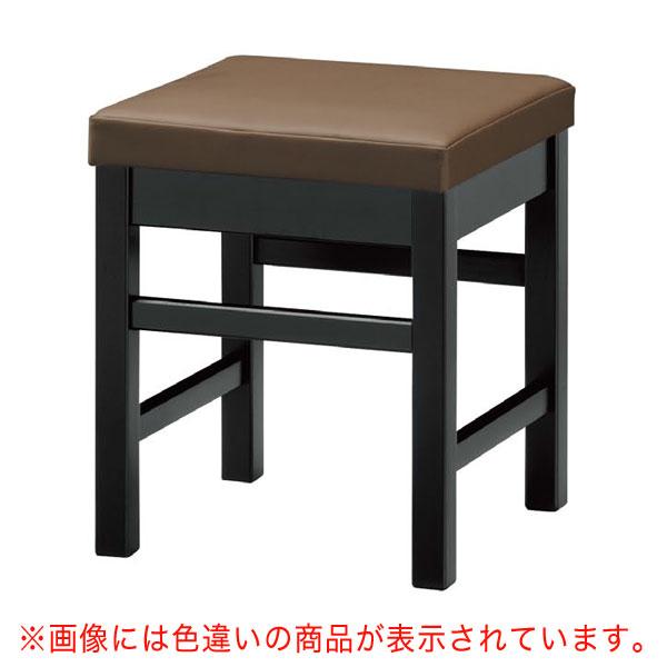 天竜B椅子 黒レザー | 張地:クレンズII 6291 シンコール 【メーカー直送品&代金引換決済不可商品】