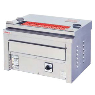 押切電機 卓上型 電気グリラー (串焼卓上タイプ)(ミニ・単相仕様) GK-4T 580×410×350【 メーカー直送/後払い決済不可 】