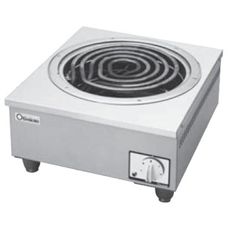 押切電機 電気コンロ OEC-40P 450×500×250