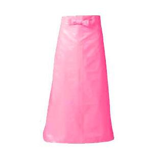 【まとめ買い10個セット品】マイティクロス エプロン 腰下タイプ E1002-4 L ピンク