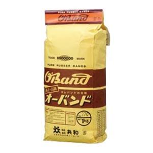 【まとめ買い10個セット品】 オーバンド 輪ゴム 袋入1kg(正味重量) O-270-1000