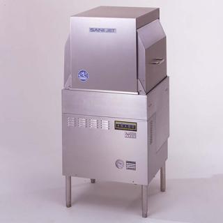 サニジェット 業務用自動食器洗浄機 パススルータイプSD74EA3