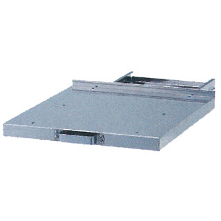 【 業務用炊飯器 】 炊飯器台 業務用スライド式炊飯器置台 SRV型 SRV-550 418×530 【 メーカー直送/代引不可 】