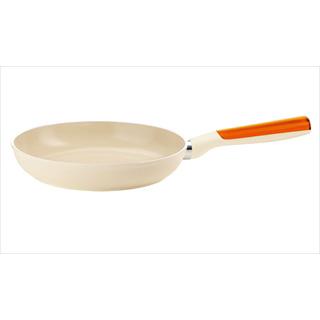 『 フライパン 』グッチーニIHセラミックコートフライパン 2278 28cm オレンジ