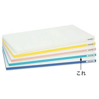 『 まな板 業務用 600mm 』ポリエチレン・かるがるまな板標準 600×300×H25mm 緑【 メーカー直送/代引不可 】