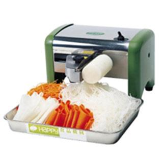 業務用 電動ツマかつら HNK-25[ツマ切り機] 【 業務用 【 野菜調理機 】