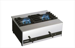 『 コンロ(卓上) 』ガス テーブルコンロ(立消安全装置付) OZ60KX 都市ガス
