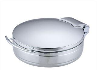 KINGO丸チェーフィング 小 J305G-S ステンレス中皿