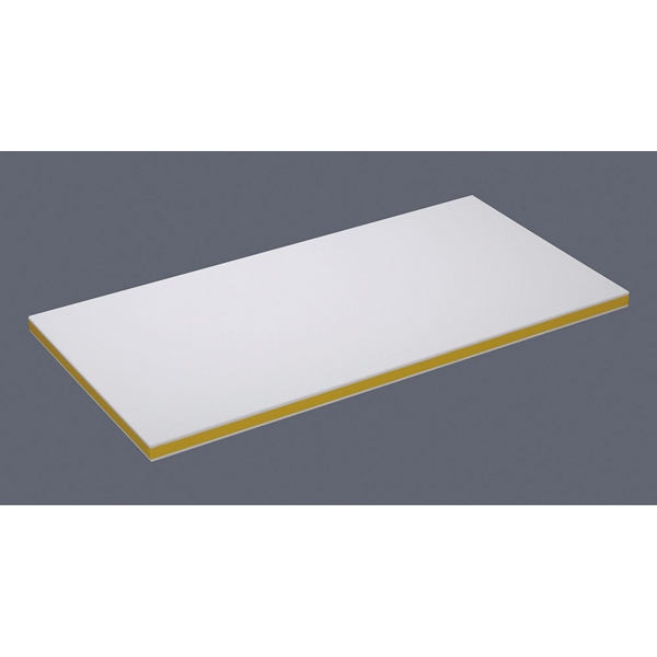 住友軽量抗菌スーパー耐熱まな板LIGHT 20SKL 黄 【 メーカー直送/代引不可 】
