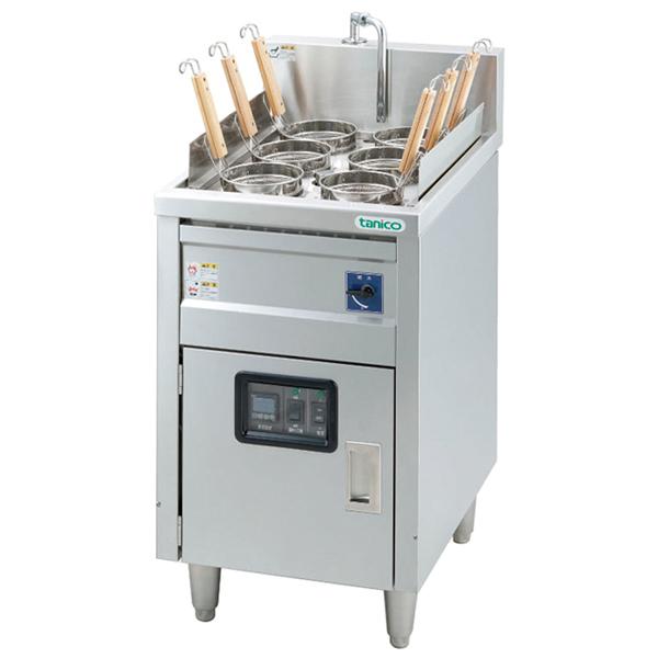 電気式ゆで麺器 TEU-45(1槽式)60Hz 【 メーカー直送/代引不可 】