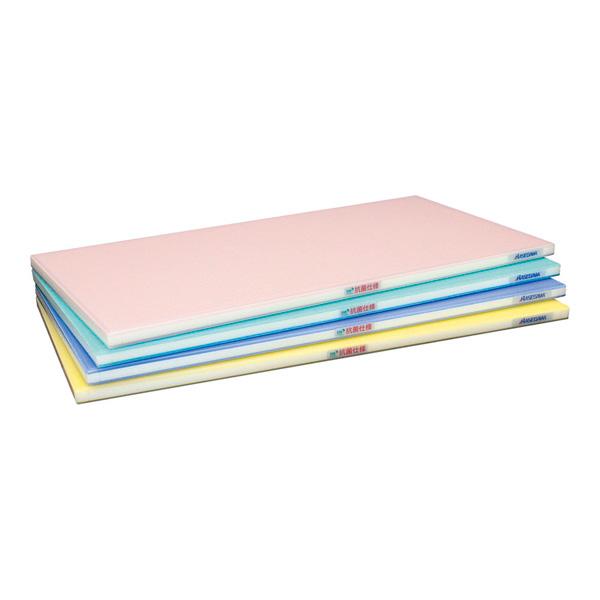 【まとめ買い10個セット品】抗菌ポリエチレン全面カラーかるがるまな板 500×300×H18mm Y