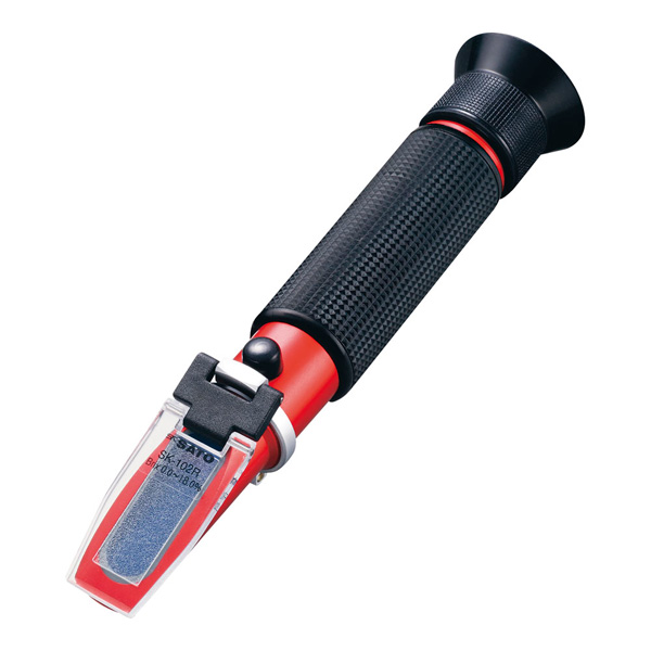 手持屈折計(自動温度補正付) SK-102R