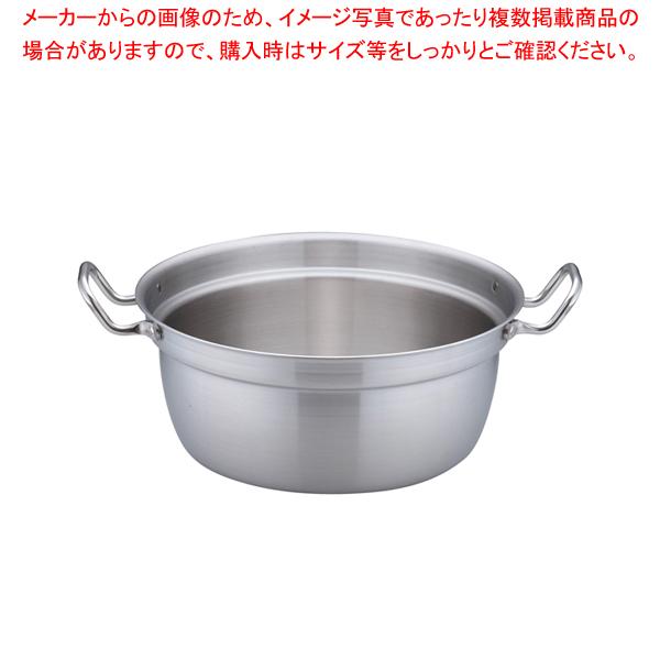 トリノ 和鍋 42cm【 円付鍋 料理鍋 調理なべ 】