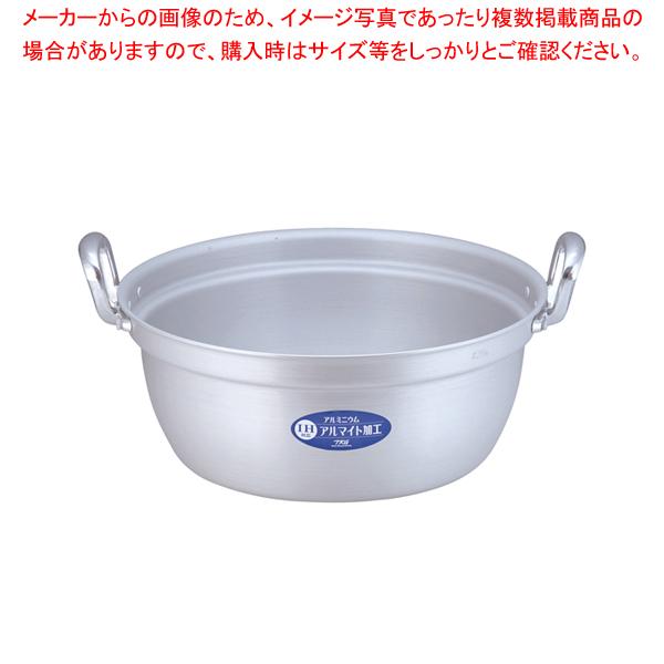 遠藤商事 / TKG IHアルミ 円付鍋 42cm