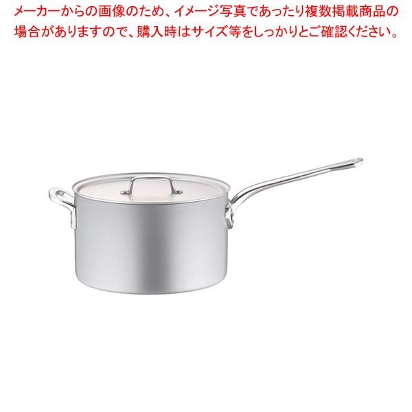 最も優遇の アルミ プロセレクト 片手鍋(目盛付) 33cm【 片手鍋 】, カワムラ家具 64349408