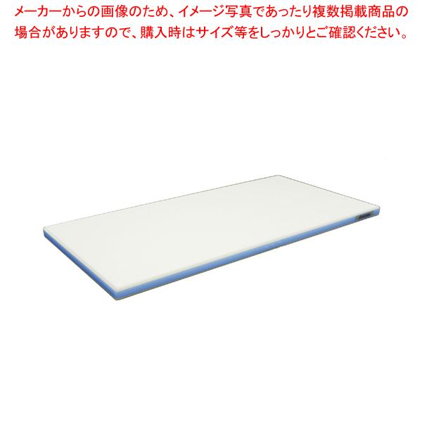 ポリエチレン・かるがるまな板標準 800×400×H25mm 青【メーカー直送/代引不可】