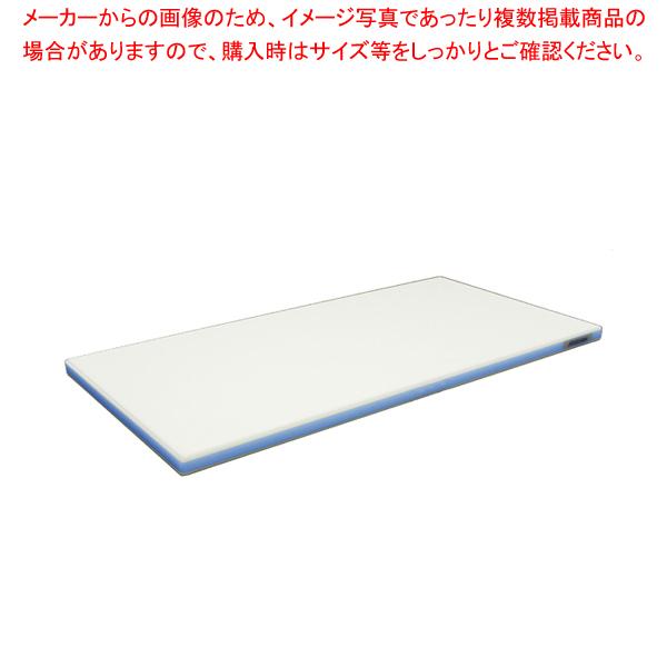 ポリエチレン・かるがるまな板標準 900×450×H30mm 青【メーカー直送/代引不可】