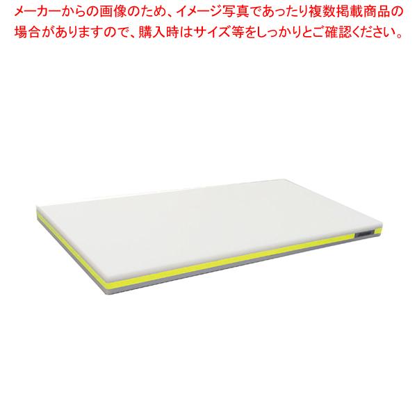 ポリエチレン・かるがるまな板肉厚 800×400×H30mm Y【メーカー直送/代引不可】