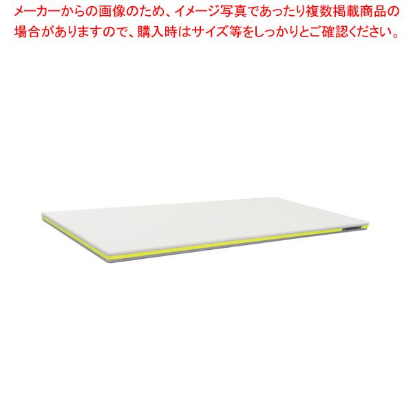 ポリエチレン・かるがるまな板肉厚 1500×450×H40mm Y【メーカー直送/代引不可】
