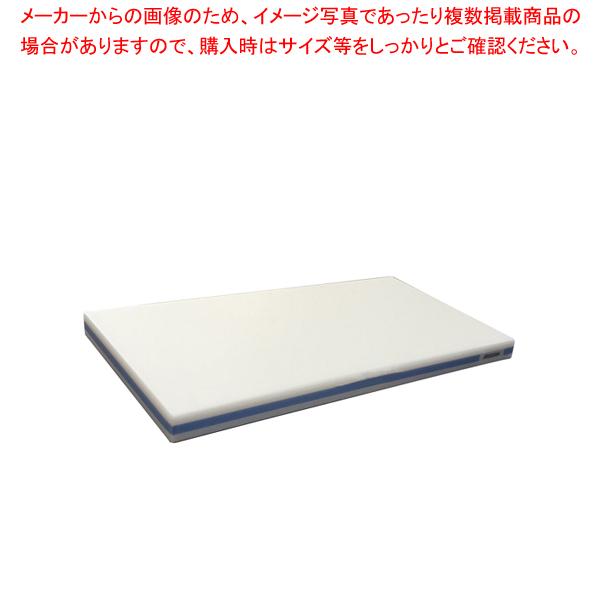 ポリエチレン・かるがるまな板肉厚 600×350×H30mm 青【メーカー直送/代引不可】