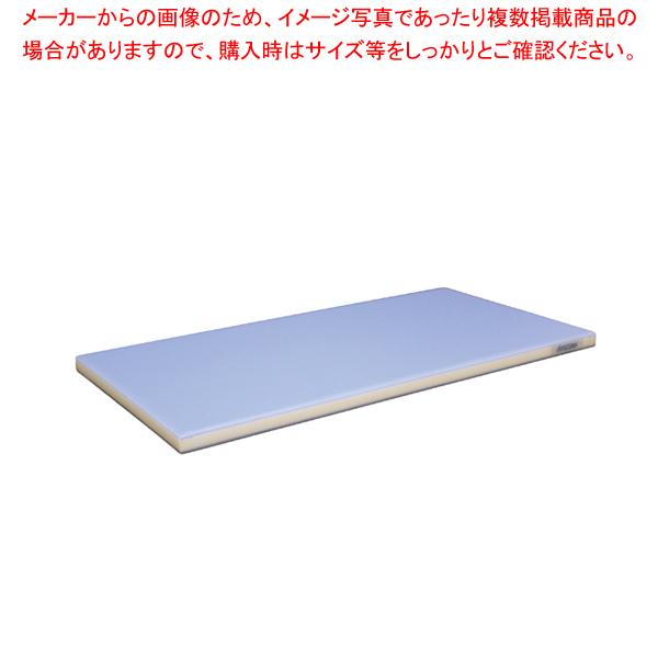 抗菌ポリエチレン全面カラーかるがるまな板 600×350×H23mm 青【まな板 抗菌 業務用】