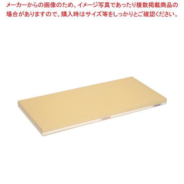 】 メーカー直送/代引不可 900×450×H35mm【 抗菌性ラバーラ・おとくまな板5層