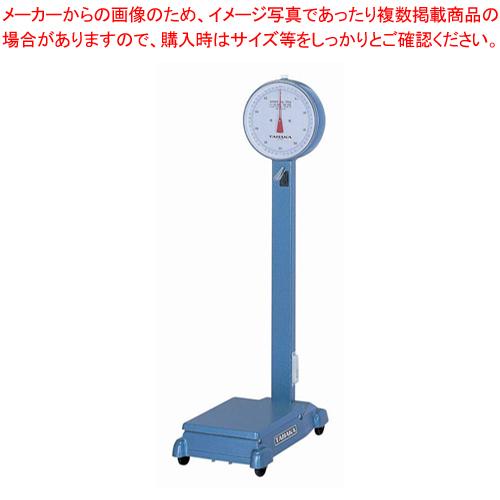 自動台秤 C-800-100(車付) 100kg【 メーカー直送/代引不可 】