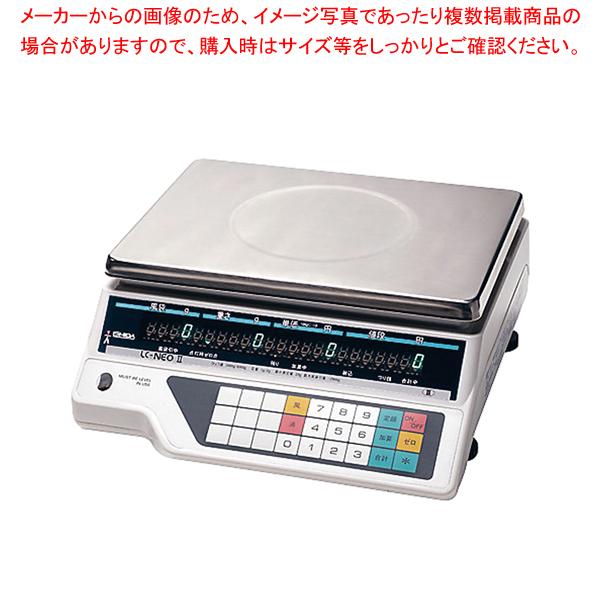 イシダ デジタル演算ハカリ LC-NEOII 3kg【メーカー直送/代引不可 業務用 はかり 取引証明用 器具 道具 小物 作業】