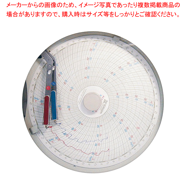 温湿度記録計 温湿きろく君 KC10-WD 1日用【温度計 室内用温度計】