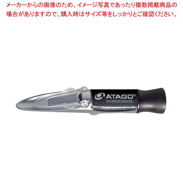 手持屈折計(耐熱濃度計) MASTER-93H【 アタゴ 】