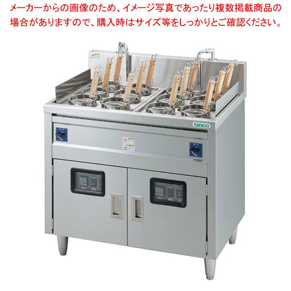 【誠実】 電気式ゆで麺器 TEU-85W 2槽式50Hz【メーカー直送/】, ミシマグン d587b929
