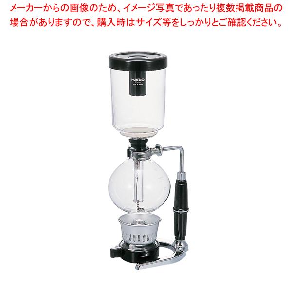 ハリオ・コーヒーサイフォン「テクニカ」 TCA-5(5人用)【 珈琲 コーヒー関連商品 】:厨房卸問屋 名調