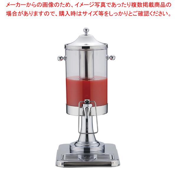 KINGO ジュースディスペンサー 4L S10501【 ドリンクディスペンサー ジュース ディスペンサー 】