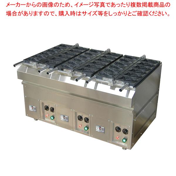 電気式たい焼機 KTI-3(18ヶ取)【メーカー直送/代引不可】