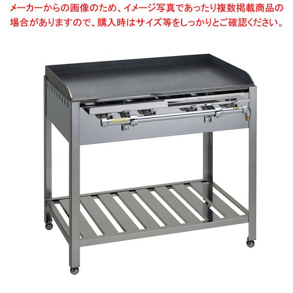 テーブル式 鉄板焼器 GT-54 LPガス【 メーカー直送/後払い決済不可 】