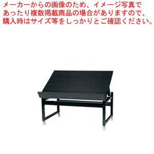 ディスプレイテーブル(天板樹脂仕様) LT-120 基本体【 メーカー直送/代引不可 】