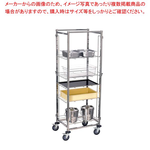 遠藤商事 / TKG リムーバブルシェルフトローリー シングルコラム(19段)