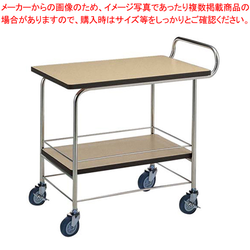 SAサービスワゴン A-51(抗菌仕様)【 サービスワゴン 食品運搬台車 】