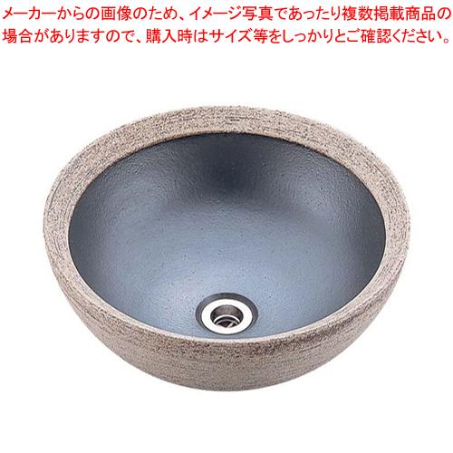 ファラオ手洗鉢(器具付) 12号 MA-506【 メーカー直送/代引不可 】