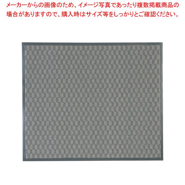 3M エンハンスマット3000 900×750mm グレー【 玄関入口用マット 】
